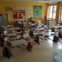 Ab dem 11.Mai 2020 gilt ein neuer Unterrichtsplan