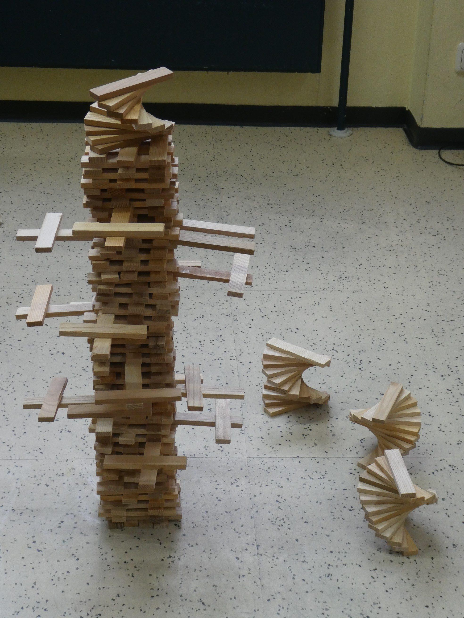 Bauen und Konstruieren in der 4a